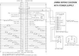 wire diagram for pcb full 56 pin 100cm jamma extender harness for arcade game board full 56 pin 100cm jamma