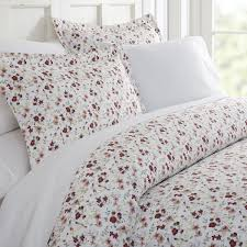 becky cameron blossoms patterned duvet cover set king blossom pink souq uae