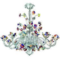 lighting murano glass chandeliers led lights chandeliers policromo policromo