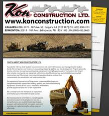 Green Ink Graphics | Edmonton, Ab | Kon Construction Ltd.