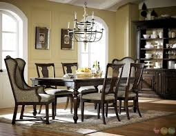 cute 7 piece dining room set with leaf