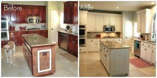 White painted kitchen cabinets before and after Wood Chalk Paint Kitchen Cabinets Before And After Kitchen To Paint New Kitchen Cabinets Before And After Thesynergistsorg Chalk Paint Kitchen Cabinets Before And After Step By Step Kitchen