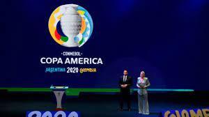 قرعة كوبا أمريكا 2020.. الأرجنتين تصطدم بتشيلي ومجموعة سهلة للبطل