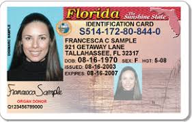 Identification Get Florida Card A