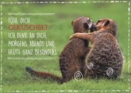 Postkarte Freundschaftsspruch Ich Denk An Dich Freundschafts