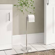 Relaxdays Freestanding Toilet Roll Holder Reviews Wayfaircouk