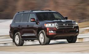 2016 Toyota Land Cruiser Test | Review | Car and Driver