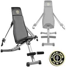office gym equipment. Goldu0027s Gym GGBE1968 XRS Slant Bench With Adjustable Arms Office Equipment