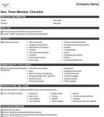 New Hire It Checklist New Hire Checklist
