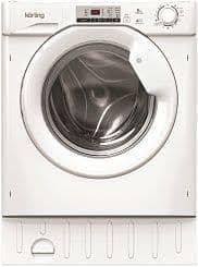 <b>Встраиваемые стиральные машины</b> Körting: ассортиментный ряд