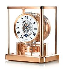 Mike's, atmos Clock, clinic Swiss Jaeger, leCoultre Atmos