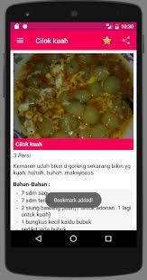 Cobalah resep cilok kuah pedas spesial berikut ini, untuk mengobati rasa penasaran anda. Resep Cilok Android Apps On Google Play