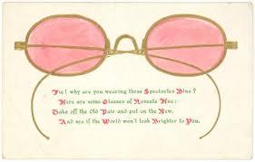 Glasses Quotes Amazing Life Through Rose Tinted Glasses Quotes