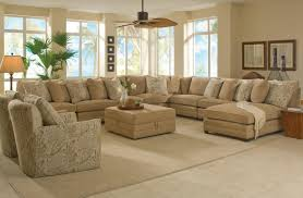 Featured Photo of Wide Sectional Sofa