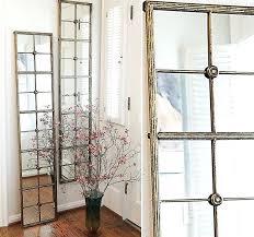 window pane wall decor window mirror wall decor awesome framed window pane mirror gold mirror white