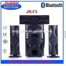 Bán Giá Sốc Dàn loa giải trí cao cấp Hifi 3.1 Jerry F3