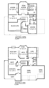 Home Design  Amazing Condo House Plans 2 4 Bedroom Floor Within Small 4 Bedroom House Plans
