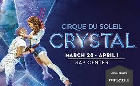 Cirque Du Soleil Crystal Sap Center