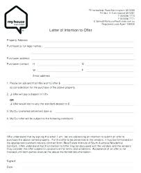 Letter Of Intent Real Estate Adorable Real Estate Offer Letter Template Rural Home Property Purchase