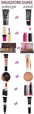 makeup and creative the ultimate list of best dupes most under 10 get the high