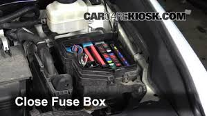 replace a fuse 2010 2015 lexus rx350 2010 lexus rx350 3 5l v6 6 replace cover secure the cover and test component