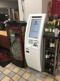 Phone Vending Machine Impressive Bitcoin ATM In Charlotte Osei Food And Beverage