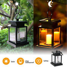 hanging solar patio lights. Fine Solar Waterproof Outdoor Solar Lantern Hanging Light LED Candle Yard Patio Garden  Lamp Throughout Lights