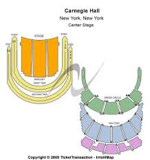 Carnegie Hall Stern Seating Chart Carnegie Hall Isaac Stern Auditorium Tickets And Carnegie
