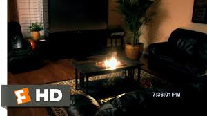 Ouija Board Coffee Table Paranormal Activity 1 9 Movie Clip Ouija Board On Fire 2007