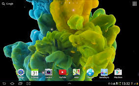 Free Download Ink In Water Live Wallpaper Android Apps On