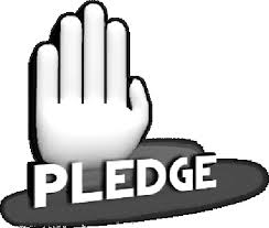 Image result for pledge clipart