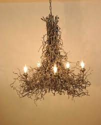 tree branch pendant light inspirational saumur metal 6 branch chandelier in black d 100cm