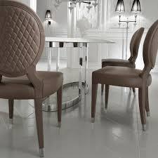 design italian furniture. High End Designer Italian Leather Dining Chair Design Furniture L