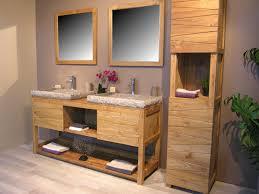 Awesome Meuble Salle De Bain Bois Design Lovely Design De Maison