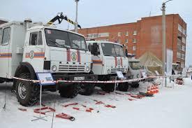 Контрольная проверка спасателей Служба спасения Удмуртии  0795