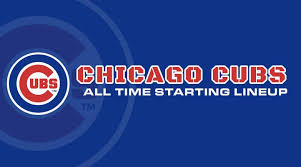 Chicago Cubs All Time Starting Lineup Roster