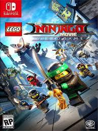 Lego: Ниндзяго Фильм. <b>Видеоигра</b> [<b>Nintendo Switch</b>, английская ...