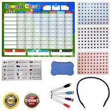 B Fine Magnetic Reward Chart Set Daily Routine Responsibility Chore Chart For