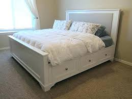 diy king size bed frame with storage – naghipour.me