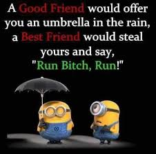 A Good Friend Minion Quote Pictures Photos And Images For Facebook Impressive A Good Friend Quote