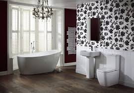Image Ideas Adella Suite From The Contemporary Collection Frontline Bathrooms House Beautiful Can Use Wallpaper In My Bathroom