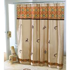 Shower Curtains Cabin Decor Country Bathroom Shower Curtains