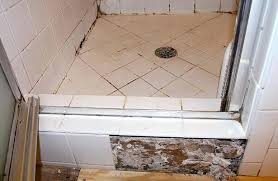 cleaning mildew from shower our grout