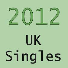 Uk Number 1 Singles Chart 2012 Totally Timelines