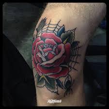 колени татуировки в ярославле Rustattooru