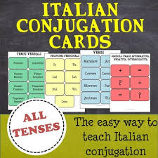 Latin Verb Endings New Italian Verb Conjugation Chart Google