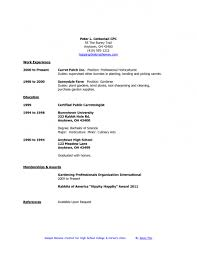 Free Resume Templates Nanny Samples Sample Examples With 89