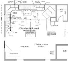 Small Picture Basic Commercial Kitchen Layout Perfect Decor Ideas Family Room