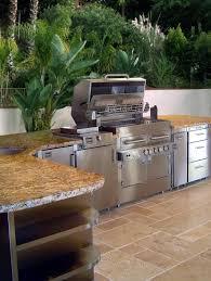 Patio Kitchen Outdoor Modular Outdoor Patio Kitchen Featuring Metal Outdoor