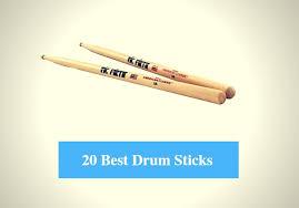 Drumstick Weight Chart 20 Best Drum Sticks Reviews 2019 Best Drum Stick Brands
